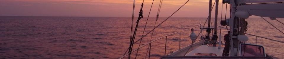 Sailing on Sharona - with Sharon, Lior, Rona & Ido